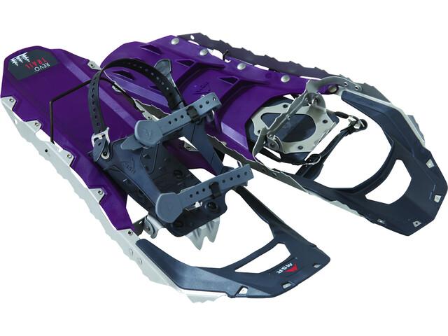 MSR Revo Trail 22 Raquetas de nieve Mujer, black violet